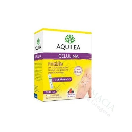 Aquilea Celulite 15 Stick Sabor Piña