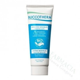 Buccotherm Gel Encias 75 Ml Sello Ecocert