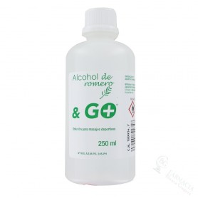 Alcohol Romero & Go 250 Ml