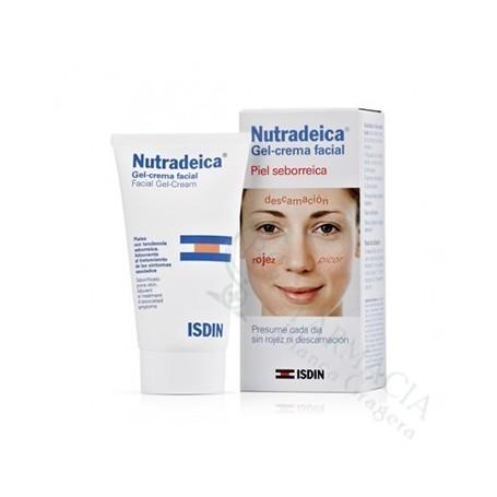 NUTRADEICA GEL-CREMA FACIAL 50 ML