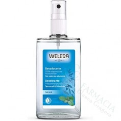 Weleda Desodorante Salvia Spray 100 Ml