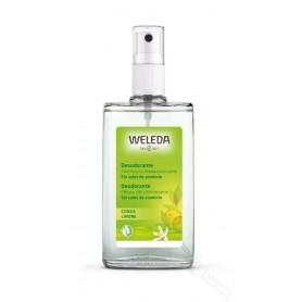 Weleda Desodorante Citrus Spray 100 Ml