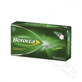 BEROCCA BOOTS 30 COMP EFERVESCENTES