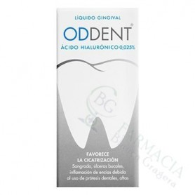ODDENT ACIDO HIALURONICO LIQUIDO GINGIVAL 150 ML