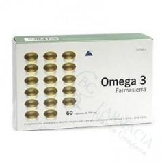 OMEGA 3 FARMASIERRA 60 CAPS