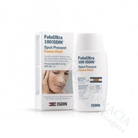 Isdin Fotoprotector Ultra Fusion Fluid 100 50 Ml