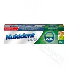Kukident Pro Doble Accion Crema Adhesiva Para De