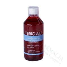 PERIO AID COLUTORIO SIN ALCOHOL 500ML