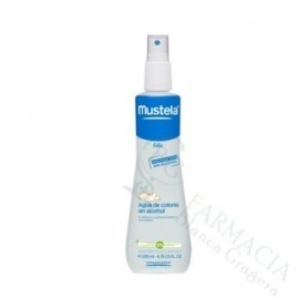 MUSTELA AGUA COLONIA 200 ML