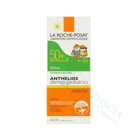 ANTHELIOS LECHE DERMOPEDIATRICS SPF50+ 30 ML