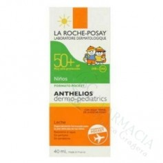ANTHELIOS LECHE DERMOPEDIATRICS SPF50+ 30 ML