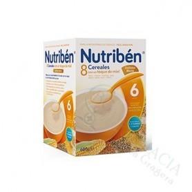 NUTRIBEN 8 CER MIEL GALL 600 G