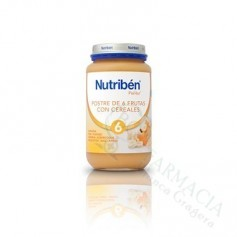 NUTRIBEN POSTRE FRUTAS CEREALES 250 ML