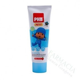 PHB POCOYO DENTIFRIC INFANT 75