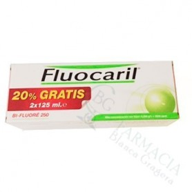 FLUOCARIL DUPLO 2X125 ML