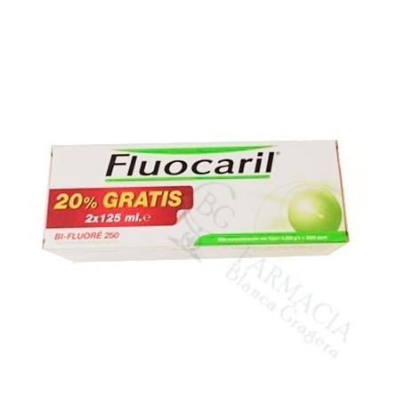 Fluocaril Duplo 2X125 Ml+Regal