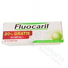 Fluocaril Duplo 2X125 Ml+Regal