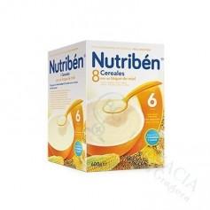 NUTRIBEN 8 CEREALES MIEL 600 G