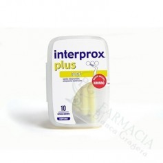 CEPILLO INTERPROX PLUS MINI 6 UDS