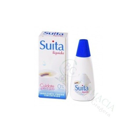 SUITA SACARINA SOLU CONC 24 ML