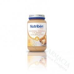 NUTRIBEN MANZANA NARANJA PLATANO 250 ML