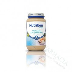 NUTRIBEN MERLUZA VERDURAS 250 ML