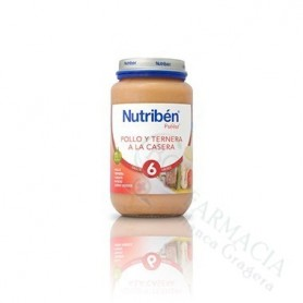 NUTRIBEN POLLO TERNERA CASERO 250 ML