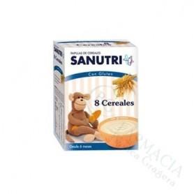SANUTRI 8 CEREALES 600 G