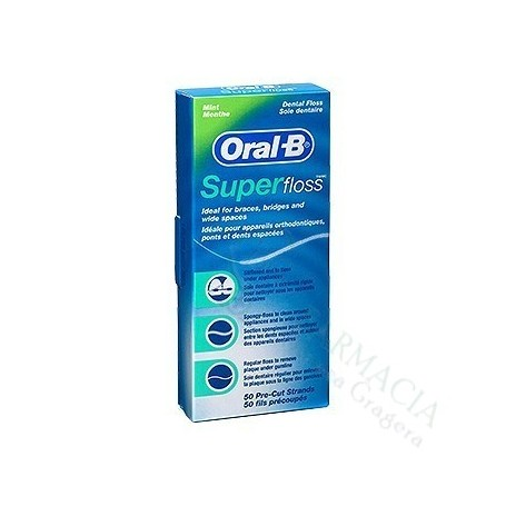 Hilo Dental Oral-B Sup Flos50U