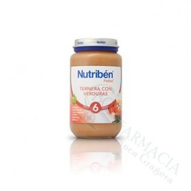 NUTRIBEN TERNERA VERDURA 250 ML
