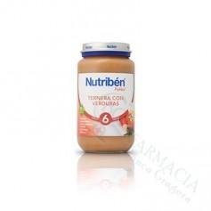NUTRIBEN TERNERA VERDURA 250 ML
