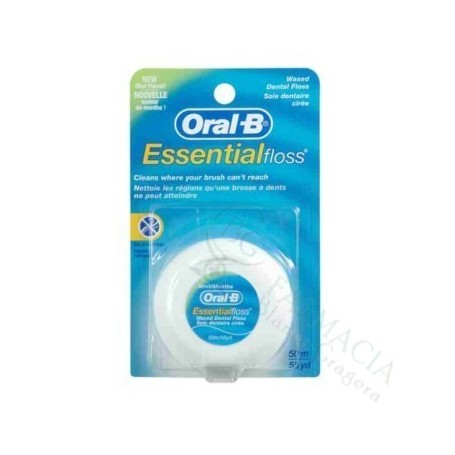 Hilo Dental Oral-B Cera 50 M