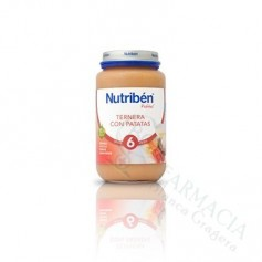 NUTRIBEN TERNERA PATATAS 250 ML