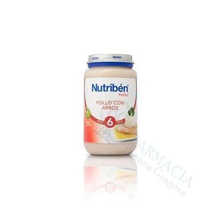 NUTRIBEN POLLO ARROZ 250 ML