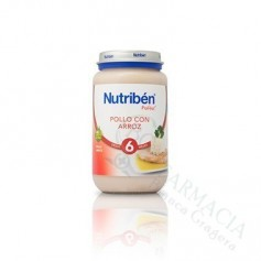 NUTRIBEN POLLO ARROZ 250 ML