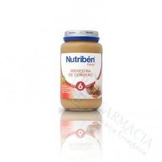 NUTRIBEN MENESTRA CORDERO 250 ML