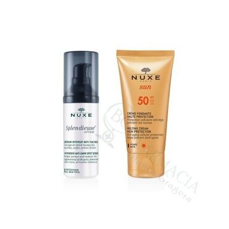 NUXE COFRE SERUM SPLENDIEUSE + SPF 50