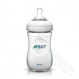 BIBERON AVENT PP S/BPA 260 ML