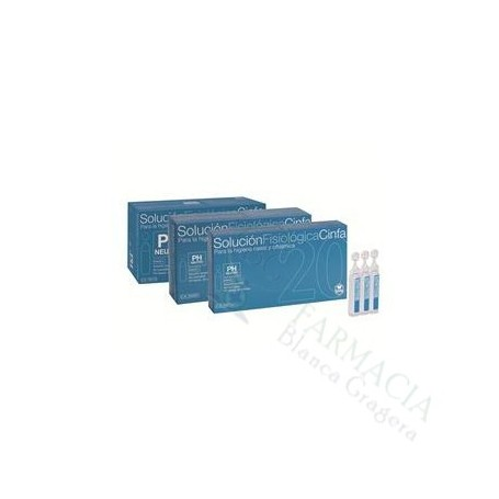 SRO FISIOL CINFA 40 MONOD 5 ML