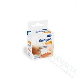 Esparadrapo Hipoalergico Omnipor De Papel 5 M