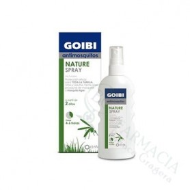 GOIBI PLUS SPRAY ANTIPIOJOS 125 ML.