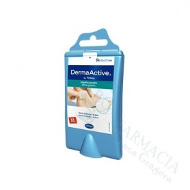 DERMAACTIVE AMPOLLAS GDES 75 X 45 MM 6 APOSITOS