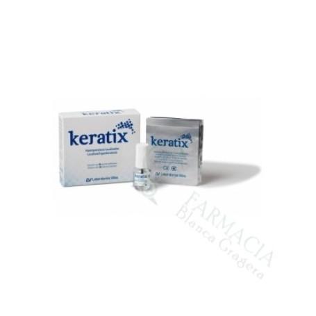 KERATIX SOLUCION 25% SALICILICO+ PARCHES ADH 3 G
