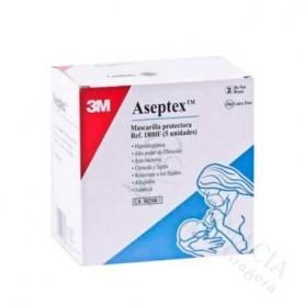 MASCARILLA 3M ASEPTEX 5 UN