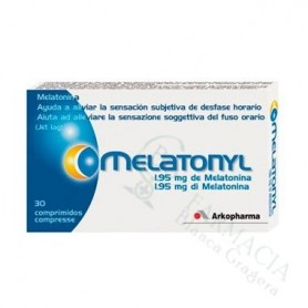 MELATONYL 30 CAPS