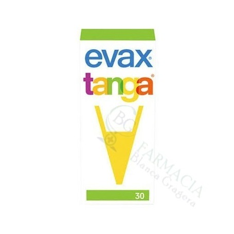 SALVA SLIP EVAX TANGA 30 UN