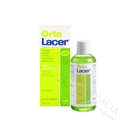 ORTOLACER COLUTORIO LIMA-FRESA 500ML