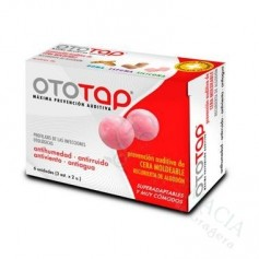 TAPONES OIDOS CERA OTO-TAP 6 UDS