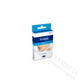 Tiritas Plastic Aposito Adhesivo 19 X 72 20 Unidades