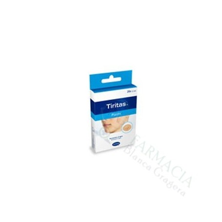 TIRITAS PLASTIC 20 UN